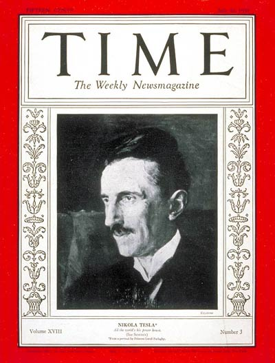Time Magazine 1931