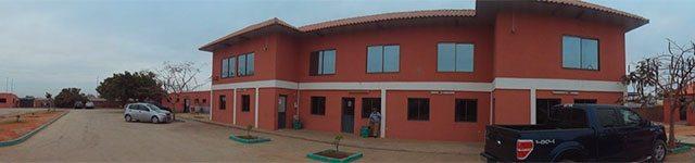 Anlagen von NGRC in Luanda, Angola