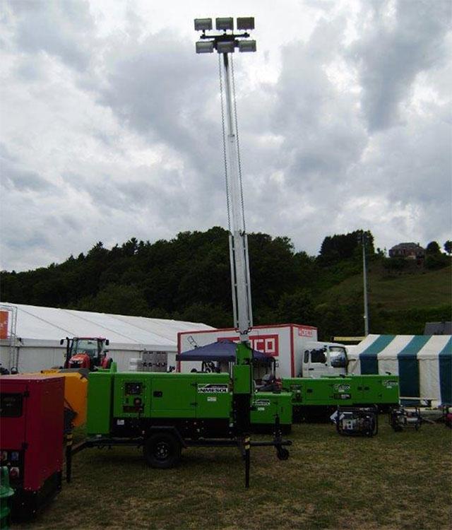 Inmesol Landwirtschaftlichen Ausstellung in Ettelbruck Luxemburg 2014