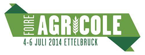 Landwirtschaftlichen Ausstellung in Ettelbruck Luxemburg 2014