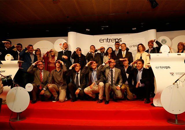 Die Preisträger der Entreps Awards 2015