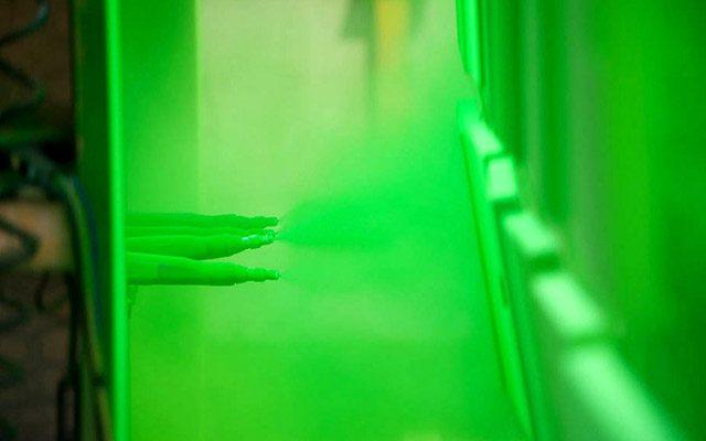Rostschutzfarbe Stromaggregate Inmesol