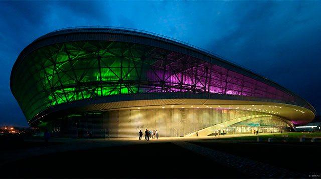 Adler Arena Sochi 2014