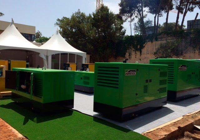 Mehrere Generatoren aufgesetzt in der IAM