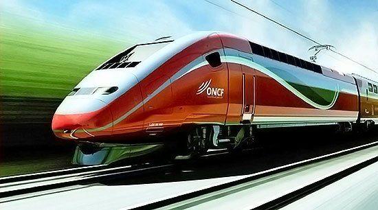 ONCF Hochgeschwindigkeitszug