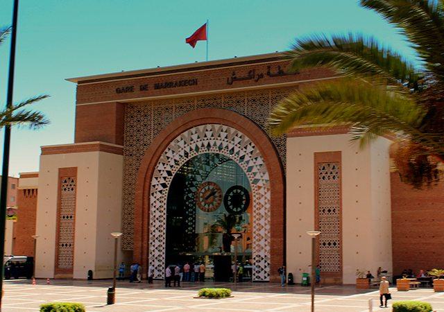 ONCF von Marrakesch