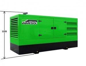 Karosserie Inmesol modelle 300 400 auch die hohe ist nun um 15 mm verringert worden