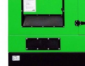 Karosserie Inmesol modelle 300 400 offnung fur den zugang der kabeln und leitungen