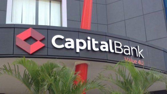 Capital Bank, einer der einflussreichsten Finanzinstitutionen in GHANA