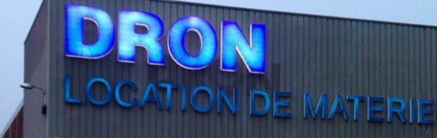 DRON Unternehmen in Frankreich