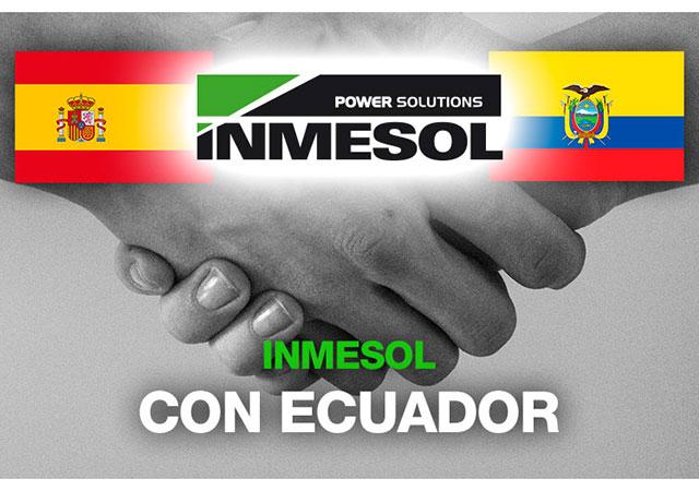 Inmesol, solidarität mit dem ecuadorianischen volk
