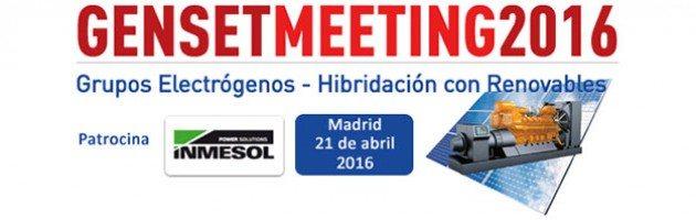 Inmesol war einer der Sponsoren dieser bedeutenden Veranstaltung, die von Energética XXI organisiert wurde