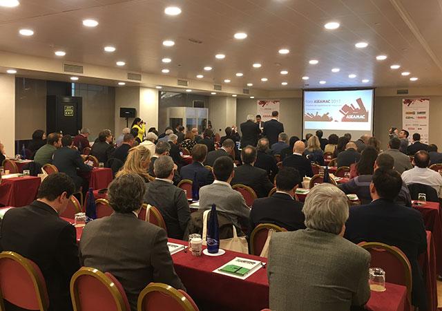 Eines der Treffen während des ASEAMAC FORUMS 2017