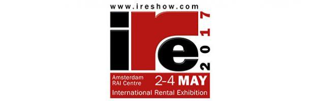 Offizielles Logo der IRE-Messe 2017
