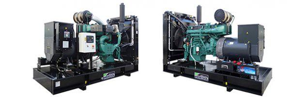 Stromaggregat-Modelle AV-730 (50 Hz), AV-760 (60 Hz), AV-770 (50 Hz), AV-800 (60 Hz)