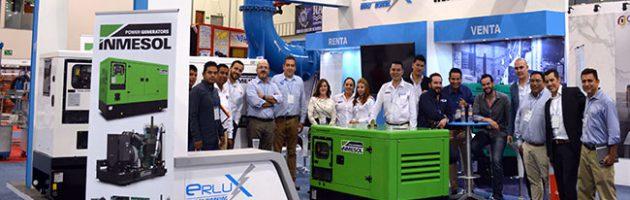 ERLUX Power Group Verkaufsteam
