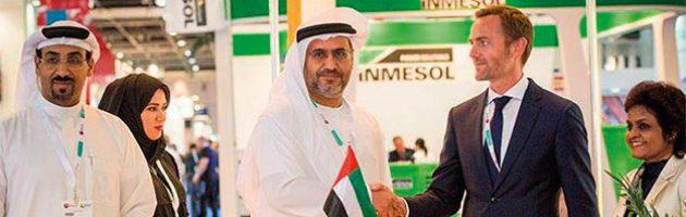 MEE 2018 Organisiert vom Energieministerium der Vereinigten Arabischen Emirate