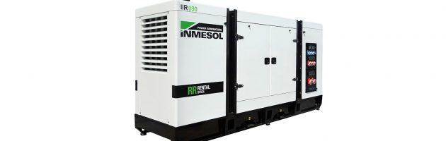 INMESOL bringt seine Serie ultraleiser Miet-Geräte auf den Markt